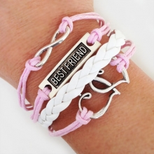 Armband Mom to Be Pink