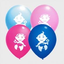 Ballonnen Baby Twins