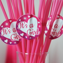It\'s a girl rietjes