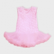 Baby Girl roze jurkje